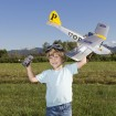 Model Airplane Flying