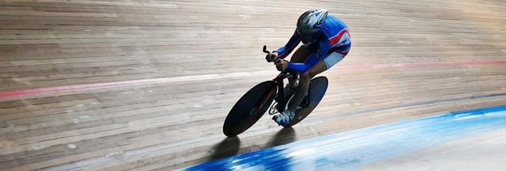 Short Track Cycling