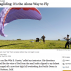 Paragliding: It's the Alone Way to Fly